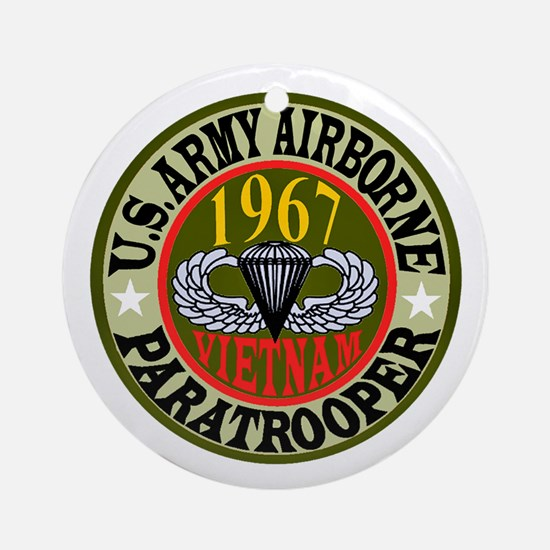 PARATROOPERS Ornament (Round)