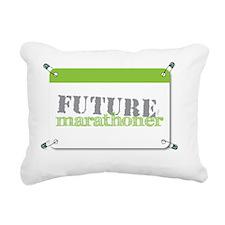futureg Rectangular Canvas Pillow