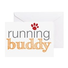 runbudo Greeting Card