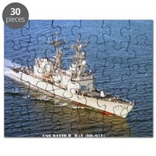 drray large framed print Puzzle