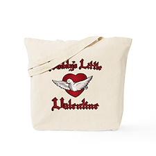 daddyslittlevalentine Tote Bag
