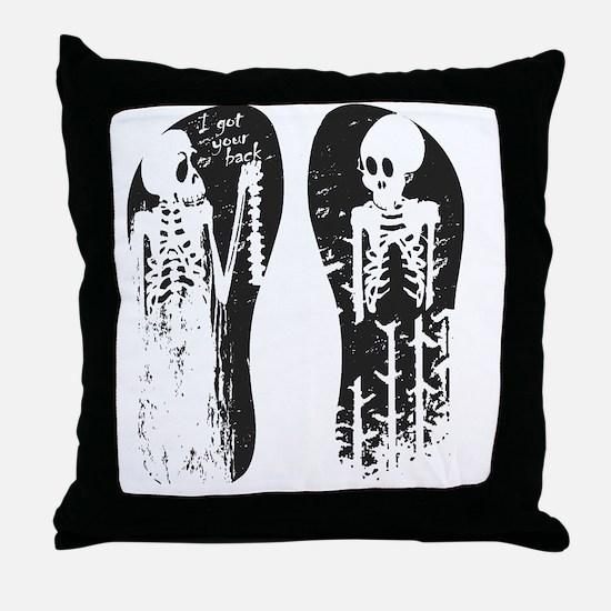 cpflops019 Throw Pillow