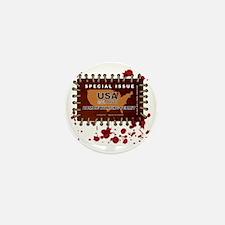Zombie_Hunting_Permit Mini Button