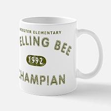 SpellingBee_brown Mug