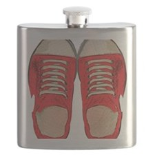 Red Sneakers Flask