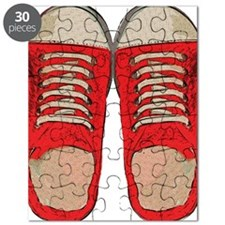 Red Sneakers Puzzle