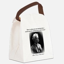 Miracle Credulity Canvas Lunch Bag