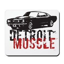 detroitmuscle Mousepad