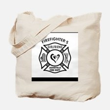 asheville ff girlfr... Tote Bag