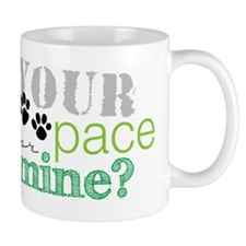 your pace dog Mug