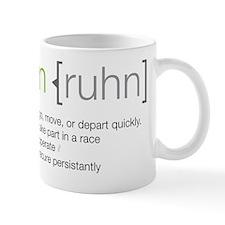 definerun Mug