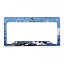 edson rectangle magnet License Plate Holder