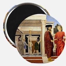 The Flaggelation - Piero della Francesca Magnet