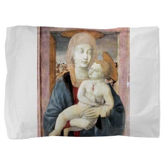 Virgin Mother and Child - Piero Della Francesca Pi