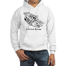 Sicilian Message - outside Hoodie