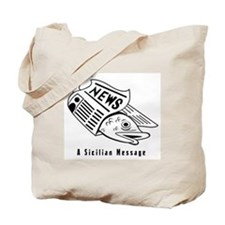 Sicilian Message - outside Tote Bag