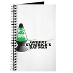 Groovy St. Patrick's Day Journal