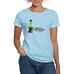Groovy St. Patrick's Day Women's Light T-Shirt