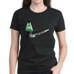 Groovy St. Patrick's Day Women's Dark T-Shirt