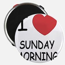 SUNDAY_MORNING Magnet