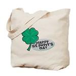 Happy St. Patty's Day Tote Bag