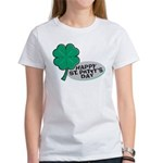 Happy St. Patty's Day Women's T-Shirt