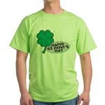 Happy St. Patty's Day Green T-Shirt