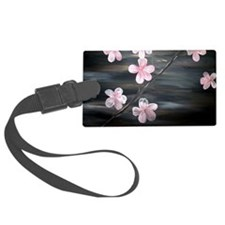 cherry blossom print Luggage Tag