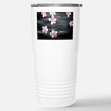 cherry blossom print Travel Mug