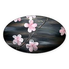 cherry blossom print Stickers