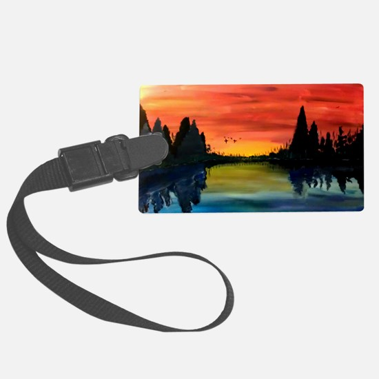 final approach 4000 Luggage Tag