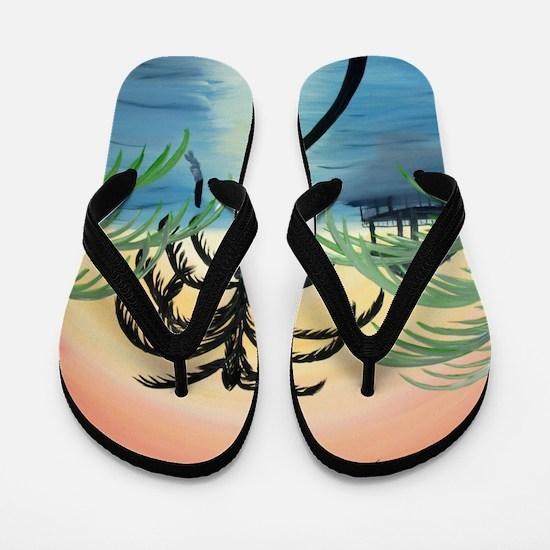 My Paradise Flip Flops