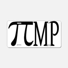 PiMP Aluminum License Plate