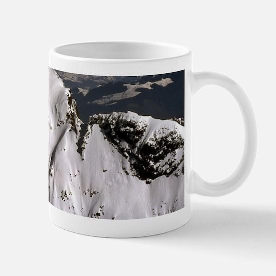 Mountain top Suprise. Mug
