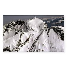Mountain top Suprise. Decal