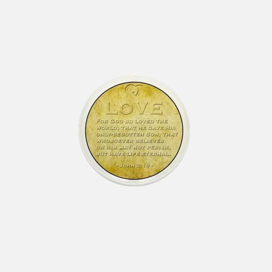 02-LoveCircle Mini Button