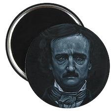 Edgar Allan Poe Magnet