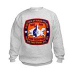 USS MEMPHIS Kids Sweatshirt