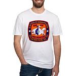 USS MEMPHIS Fitted T-Shirt