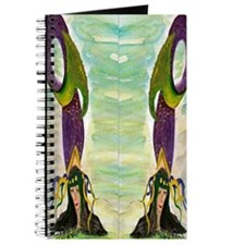 Mardi Gras Mermaid Journal