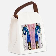 Tipsy Mermaid Canvas Lunch Bag