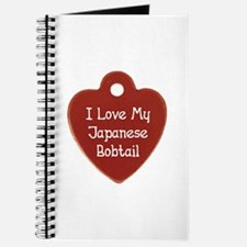 Love Bobtail Journal