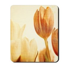 tulip ipad_case Mousepad