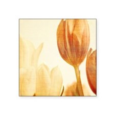"tulip ipad_case Square Sticker 3"" x 3"""