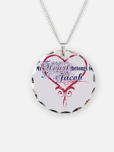 Heart Jacob Necklace