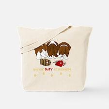 StBernardTransNew Tote Bag