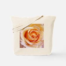 AFP 21a Creamy orange rose Tote Bag