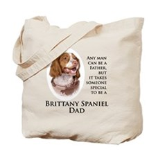 Brittany Dad Tote Bag