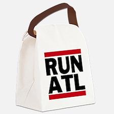 RUN ATL_light Canvas Lunch Bag