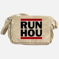 RUN HOU_light Messenger Bag